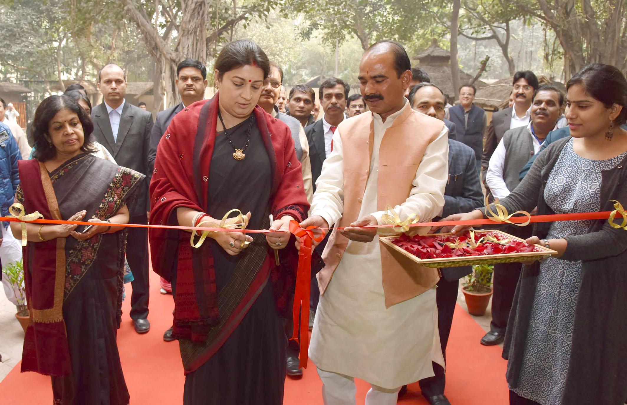 Image of  Inauguration of National Award 2015